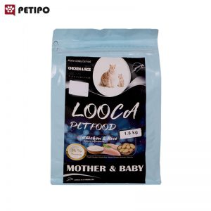 غذاي خشک گربه لوکا مدل Mother&Baby (مادر شيرده و بچه گربه) وزن 1.5 کیلوگرم