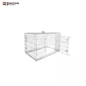 قفس سگ برند فلامینگو 109 سانت با سینی آهنی