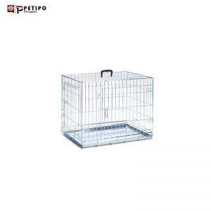 قفس سگ برند فلامینگو 93سانت با سینی آهنی