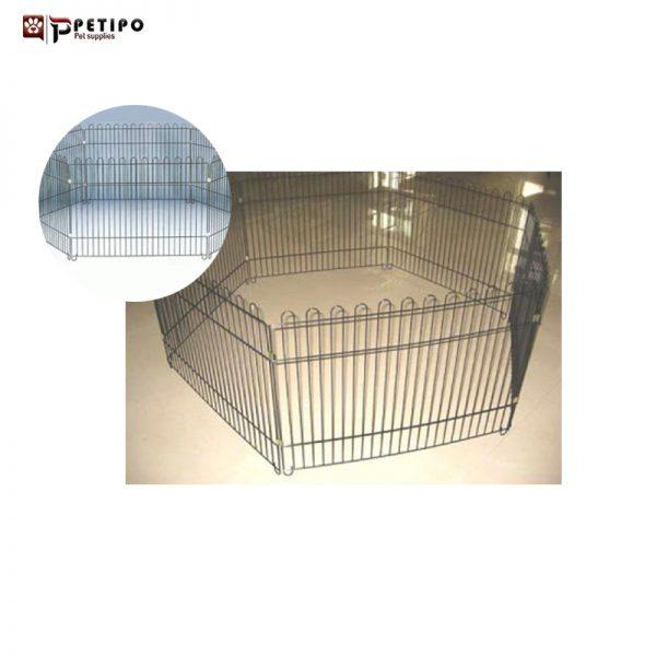 پارک سگ دایانگ مدل شش ضلعی اندازه بزرگ-01