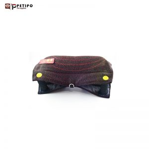 Bite pad 2 handles resistant bite cloth-دستکش گارد 2دسته