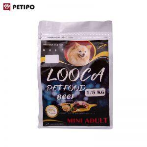 غذاي-خشک-سگ-مینی-ادالت-طعم-بيف-لوکا-وزن-1.5-کیلوگرم-001