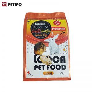 غذای-همستر-(خرگوش-و-خوکچه)-پروبیوتیک-لوکا-وزن-1.5-کیلوگرم