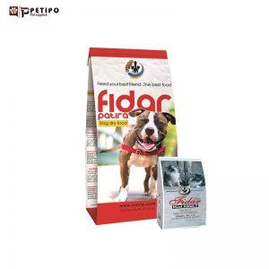 غذای خشک سگ فیدار مدل مخلوط ویژه نژاد بالغ بزرگ وزن 2 کیلوگرم
