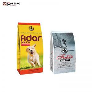 غذای خشک سگ فیدار مدل مخلوط ویژه پاپی نژاد بزرگ